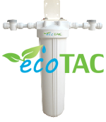 ecoTAC Protector Series <br>Hard Water Treatment<br> for Tankless Water Heaters
