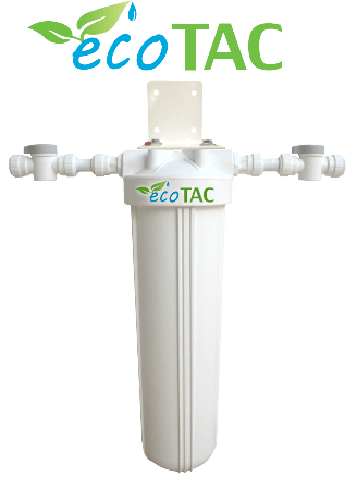 ecoTAC Protector 4 Hard Water Conditioner <br>for Tankless Water Heaters