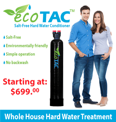 How Tac Filters Prevent Hard Water Scale