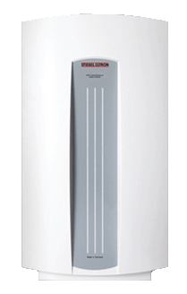 Economically-priced point-of-use tankless water heaters with up to 10KW of power are suitable for almost all point of use water heating applications.  110/120 volt and 208/240 volt models available.  Best suited to single applications with a relatively consistent water flow rate and pressure as they are not thermostatically controlled.