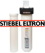 for flow rates up to 6 gallons per minute - salt-free, environmentally-friendly filter designed to reduce the harmful effects of hard water on your tankless water heater